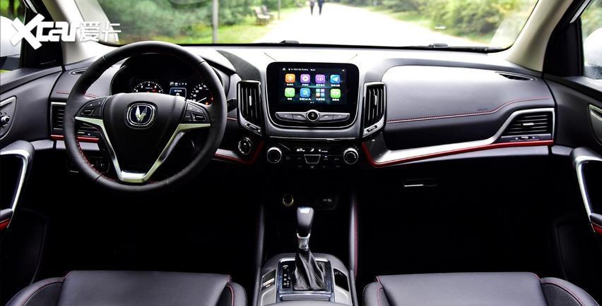 十萬元買性價比高的SUV, 長安CS55是否值得選擇?-圖3