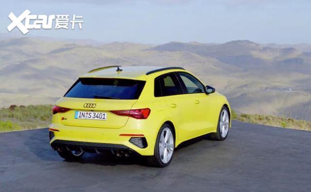 全新奧迪S3線上首發 國內將會引進三廂版本車型-圖5