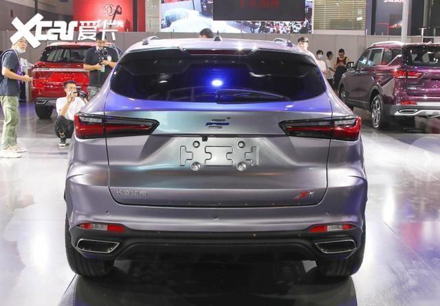 長安打造首款運動SUV, 歐尚X5外形個性張揚-圖10