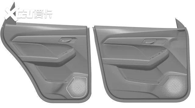 看個新車丨外觀、內飾設計全曝光, 哈弗全新SUV或將接替H2-圖9