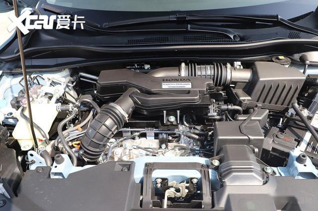 """長安CS55PLUS藍鯨版對比""""買發動機送車""""的本田XR-V-圖5"""