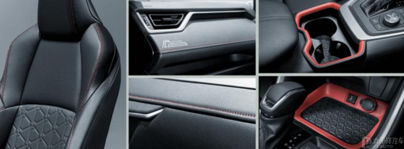 豐田發佈RAV4越野特別版 升級多項硬核越野套件-圖4
